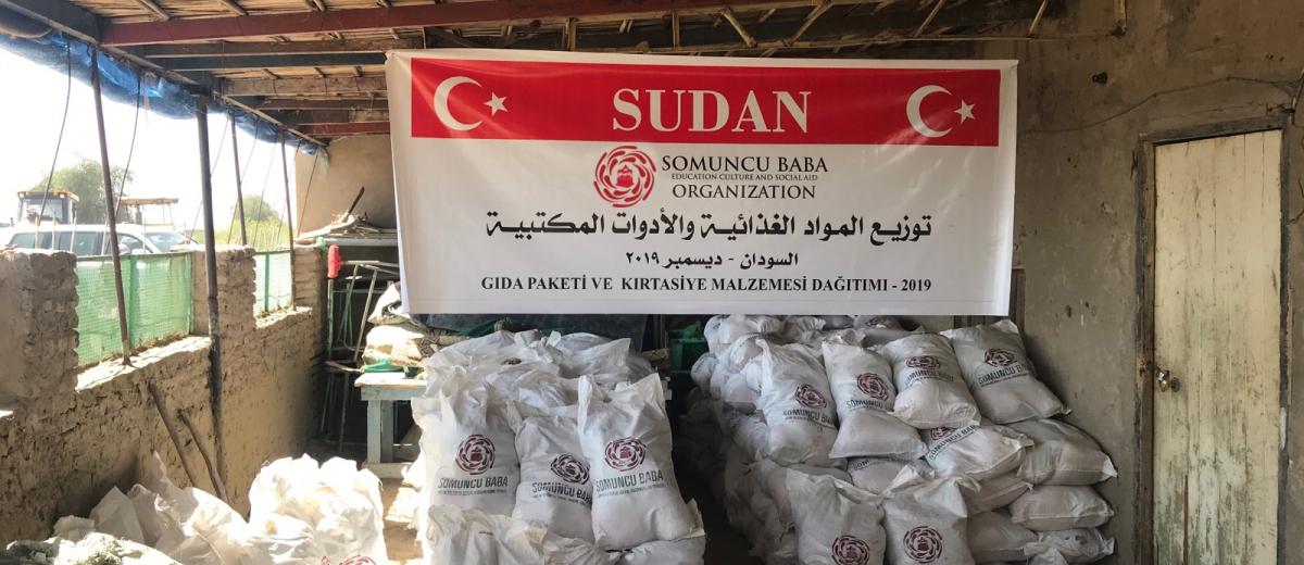 Gıda Paketi Yardımları