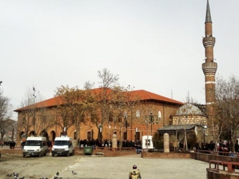 Hacı Bayram-ı Veli Camii ve Türbesi