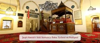 Somuncu Baba Camii ve Külliyesi Darende / MALATYA